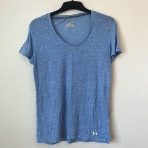 Under Armour V-Neck Fitted Tee